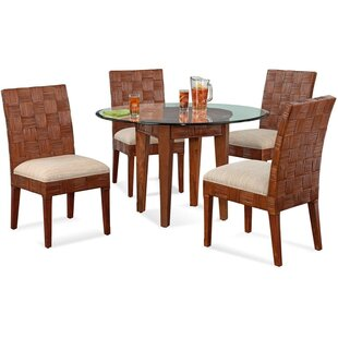 Braxton Culler Chart House 5 Piece Dining Set