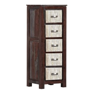 Aiana 5 Drawer Chest By Bloomsbury Market