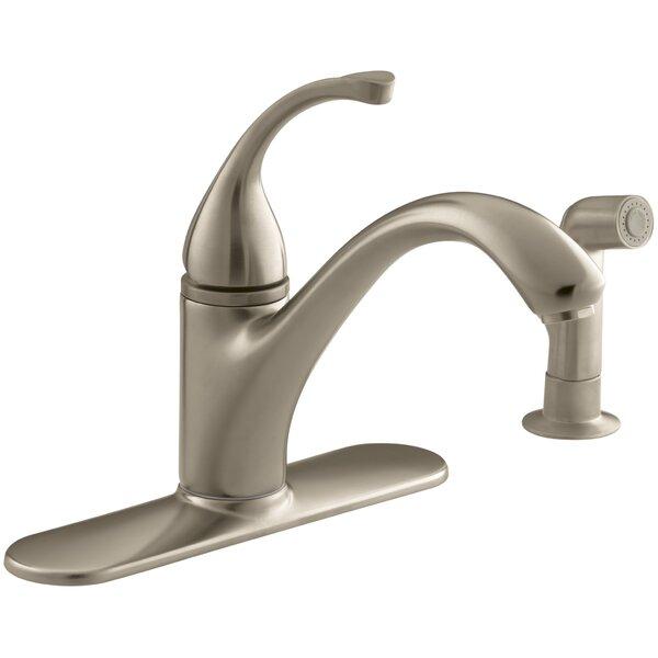 Bronze 4 Holes Kitchen Faucet | Wayfair