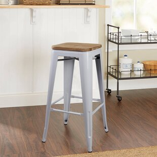 Calanthe 30 Bar Stool (Set of 2) Williston Forge