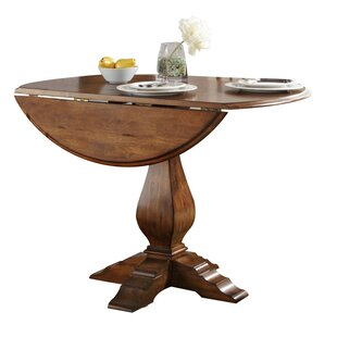 Marni Drop Leaf Dining Table August Grove
