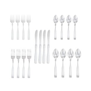 Lindeman 20-Piece Flatware Set, Service for 4