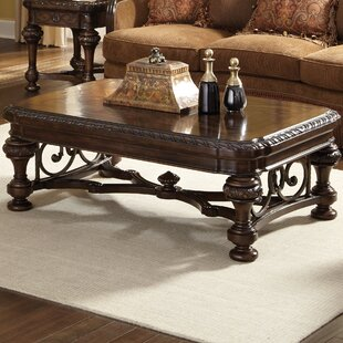 Evelyn Coffee Table by Astoria Grand