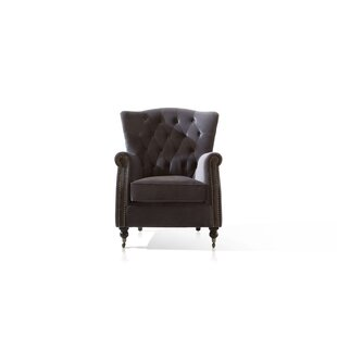 Davison Wingback Chair By Canora Grey