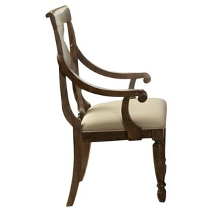Oreana Arm Chair (Set of 2) Three Posts