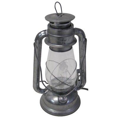 Leigh Country Lonestar Metal Lantern