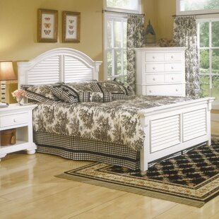 Lark Manor Montcerf King Panel Bed
