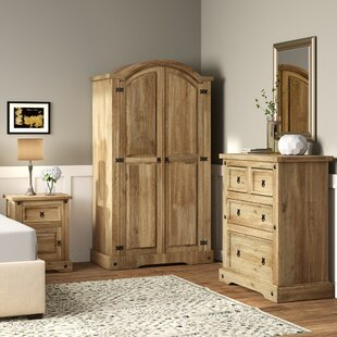 Dodge 3 Piece Bedroom Set By Union Rustic