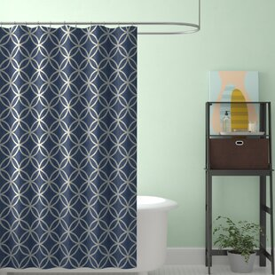 Minor Single Shower Curtain