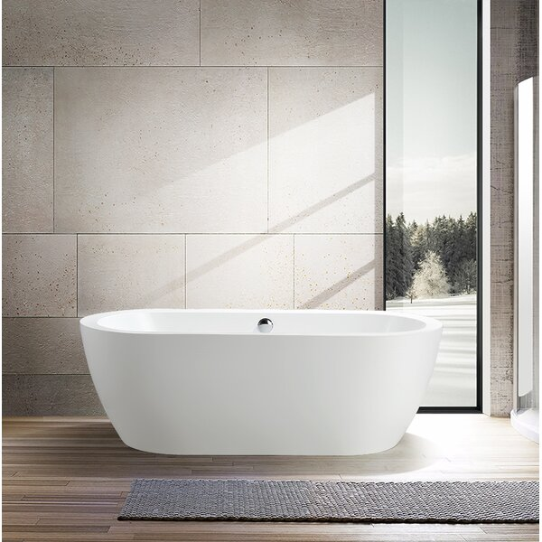 30 inch ergonomic bathtub | wayfair.ca
