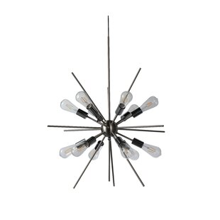 Ivy Bronx Hageman 12-Light Chandelier