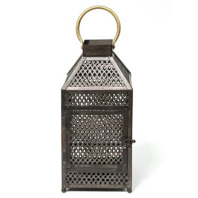 Bungalow Rose Moroccan Metal Lantern