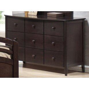 Reviews Giese 6 Drawer Dresser ByHarriet Bee