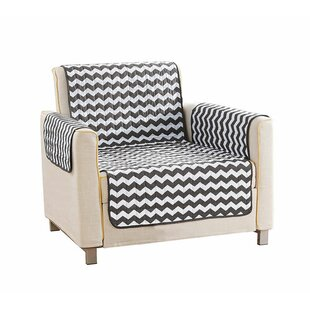 Grey Pattern Chair Slipcovers You Ll Love In 2021 Wayfair