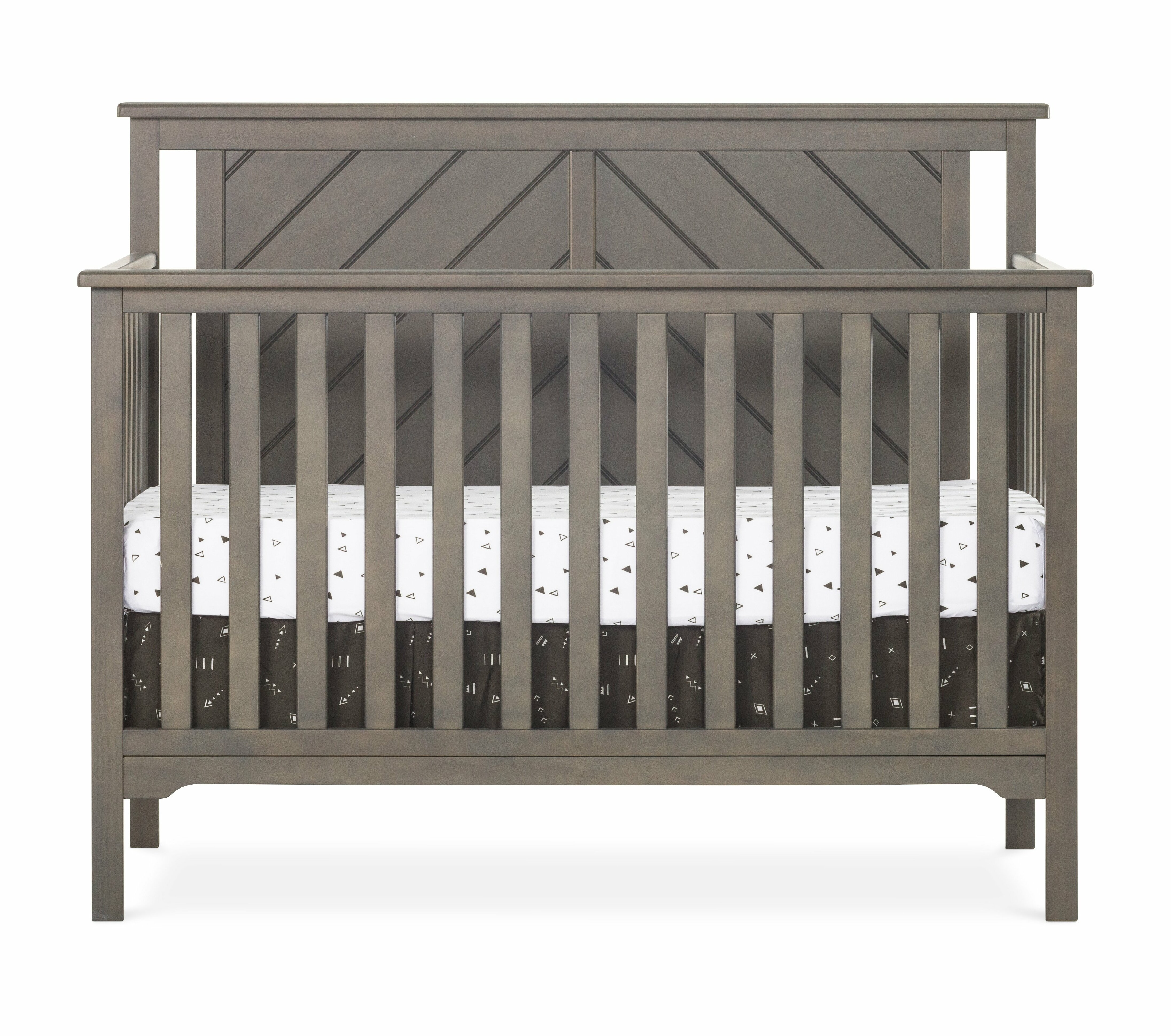 Andover Mills Baby Kids Haman 4 In 1 Convertible Crib Reviews Wayfair