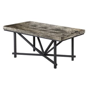 Tibbs Coffee Table with Tray Top by Gracie Oaks