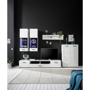 Claud Entertainment Unit For TVs Up To 70