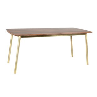 Crete Dining Table by Foundry Select