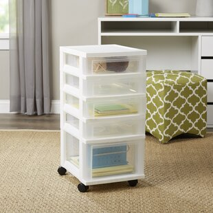 Compare prices Wayfair Basics Small 5 Drawer Storage Chest By Wayfair Basics™