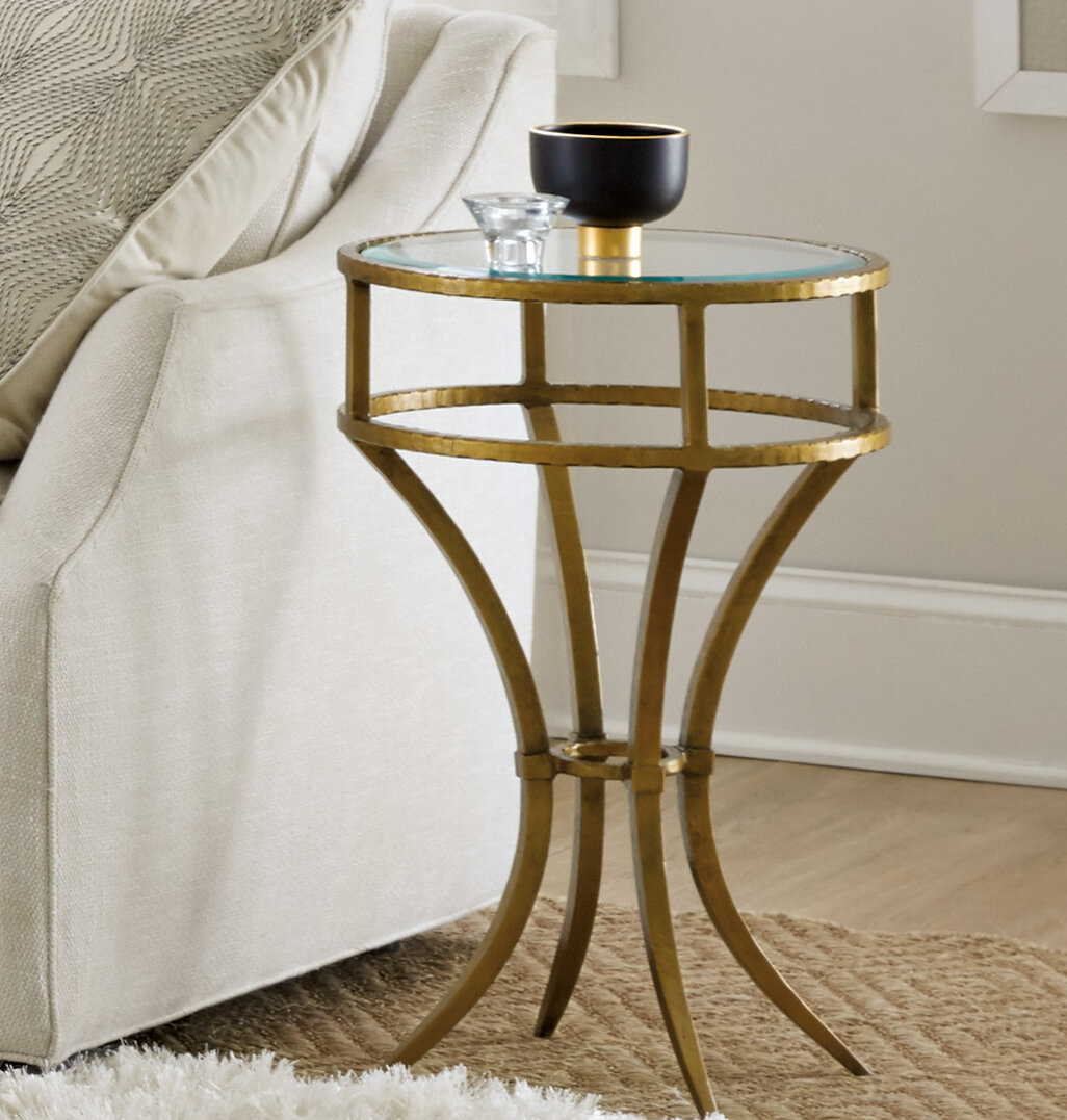 Hooker Furniture Laureng End Table Wayfair