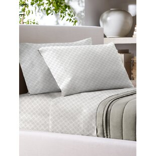 Sandra Venditti 700 Thread Count Sheet Set By Maison Condelle