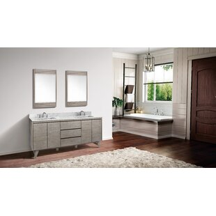 Fiona 73 Double Bathroom Vanity by Langley Street