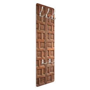 Mediterranean Door From Granada Wall Mounted Coat Rack By Symple Stuff
