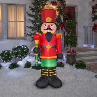 nutcracker inflatable