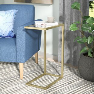 Castillo End Table by Zipcode Design