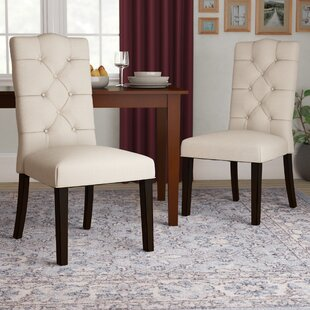 Rockville Upholstered Dining Chair (Set o..