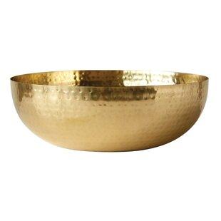Bletsoe Round Decorative Bowl