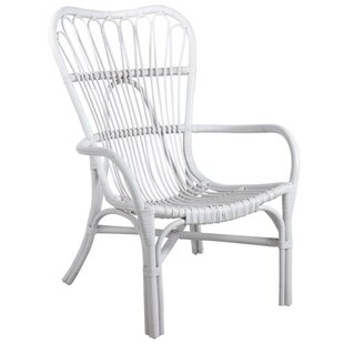 Tilden Lacquered Armchair By Bay Isle Home