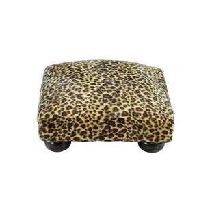 Kinser Leopard Animal Ottoman (Set of 2)