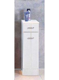 Tillie 25cm X 84cm Free-Standing Cabinet By Mercury Row