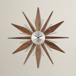 Modern U0026 Contemporary Wall Clocks Youu0027ll Love | Wayfair
