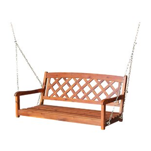 Jaynes Porch Swings by Charlton Home