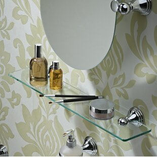Westminster 50 X 5.7cm Bathroom Shelf By Belfry Bathroom