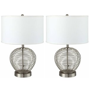 Peyman Spiral 23 Table Lamp (Set of 2)
