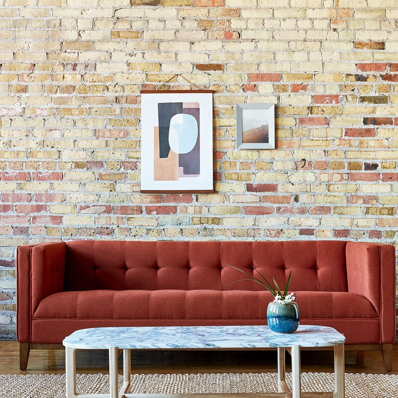Gus Modern Atwood Sofa Reviews Wayfair