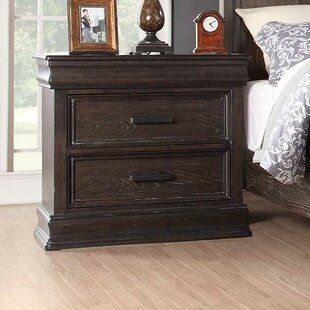 Xcalibur 3 Drawer Nightstand By Winners Only