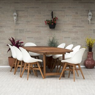 Cruce 9 Piece Dining Set