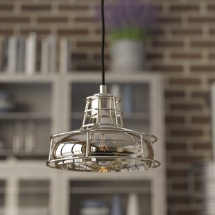 Trent Austin Design Gladys 1-Light Dome Pendant