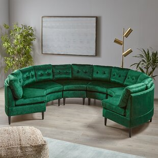 Zadie 6 Seater Modular Sectional