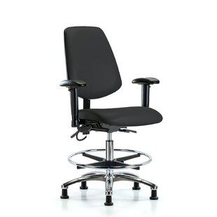 Leonardo Ergonomic Drafting Chair