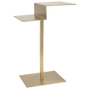 Noir Sigfried End Table