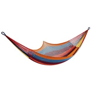 Melo Supreme Relaxation Rope Double Camping Hammock by Bloomsbury Market