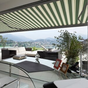 Classic Series Retractable Patio Awning