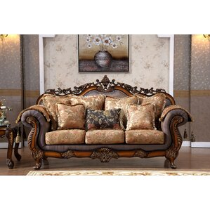 Larina Upholstered Sofa by Astoria Grand