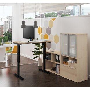 Prattsburgh Standing Desk Converter by Brayden Studio