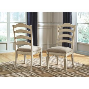 Sara Upholstered Dining Chair (Set Of 2) by Ophelia & Co. #2